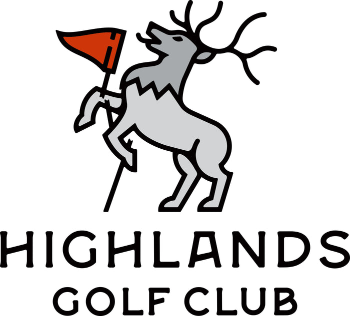 Highlands Golf Club One Year Unlimited Couples Golf Pass - April Promo: Includes a $100 Gift Card for Merchandise!