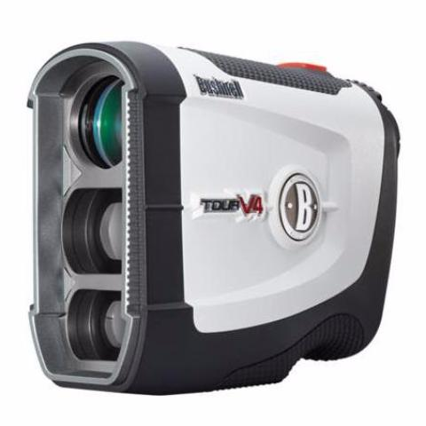 Bushnell Tour V4 Golf Laser Rangefinder (with Patriot Pack)