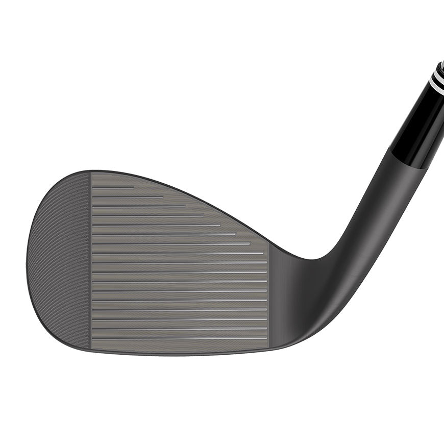 Cleveland RTX 4 Black Satin Wedge