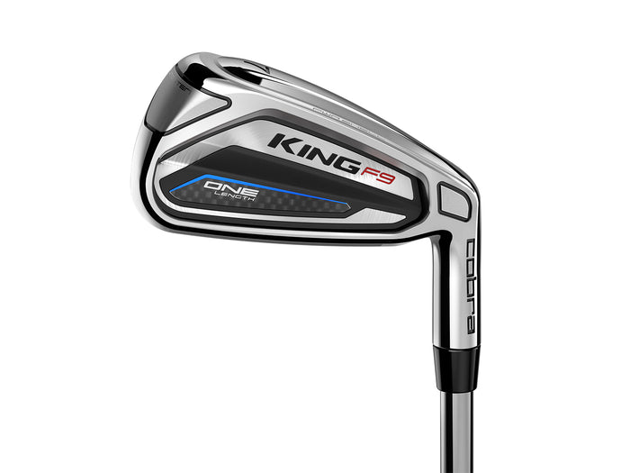 Cobra King F9 Speedback One Length Irons