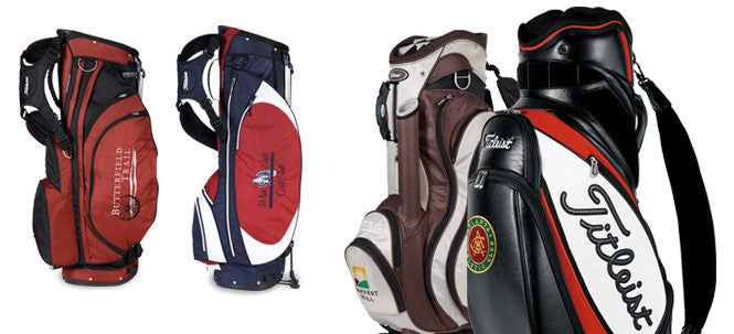 Logo & Custom Golf Bags