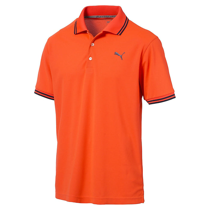 PUMA ESSENTIAL POUNCE PIQUE POLO SHIRT