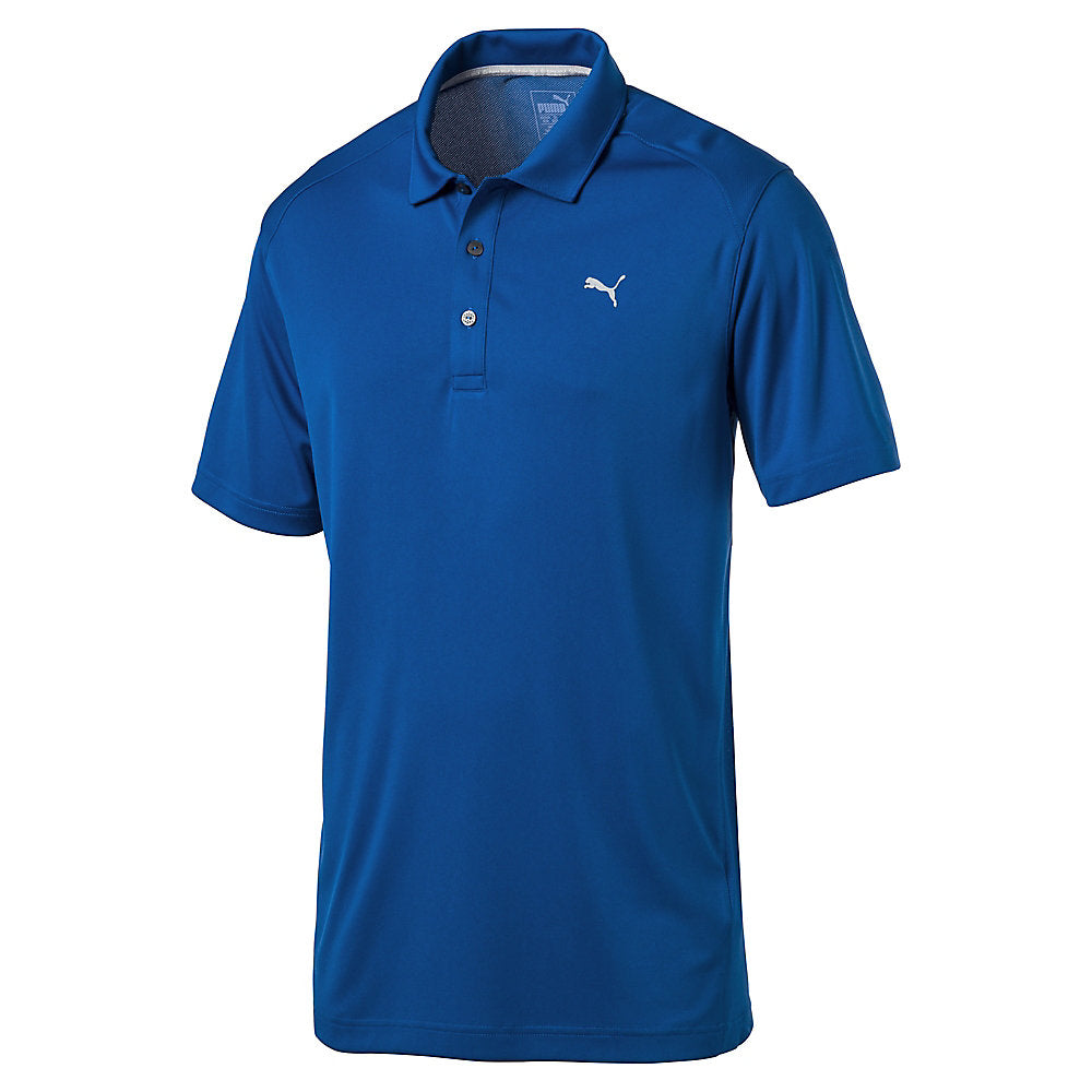 PUMA ESSENTIAL POUNCE POLO SHIRT