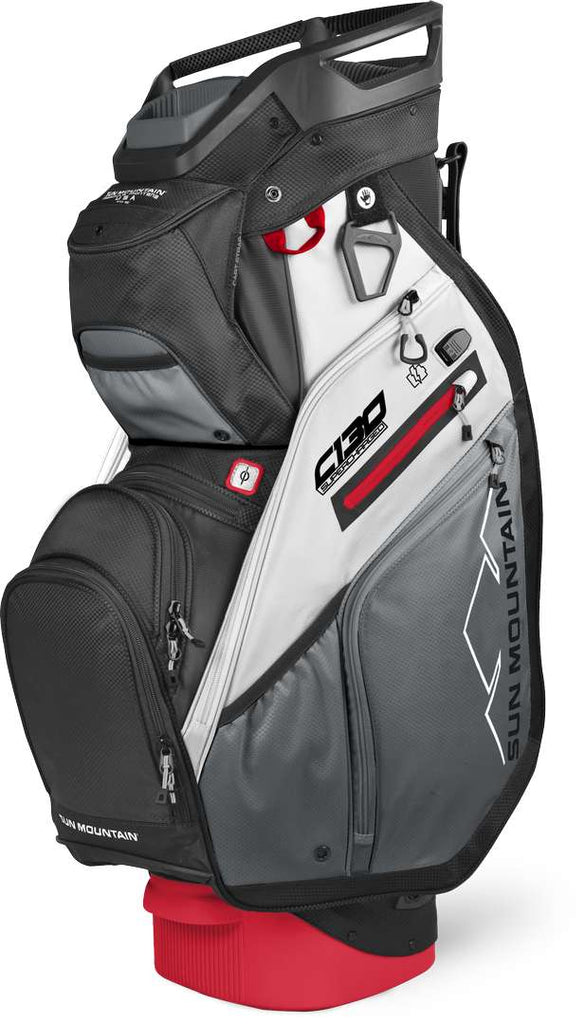 SUN MOUNTAIN C-130 SUPERCHARGED CART BAG