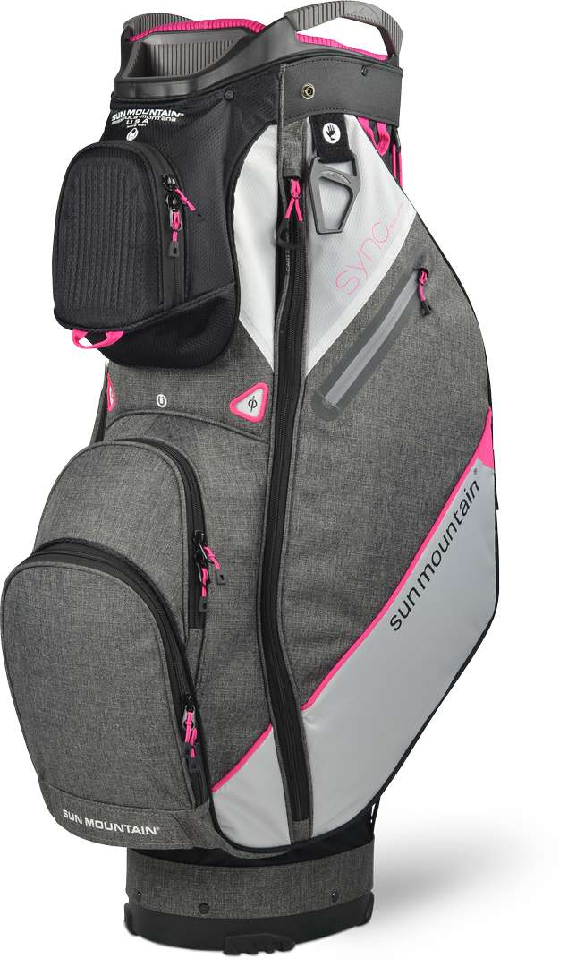 SUN MOUNTAIN WOMEN'S SYNC CART BAG