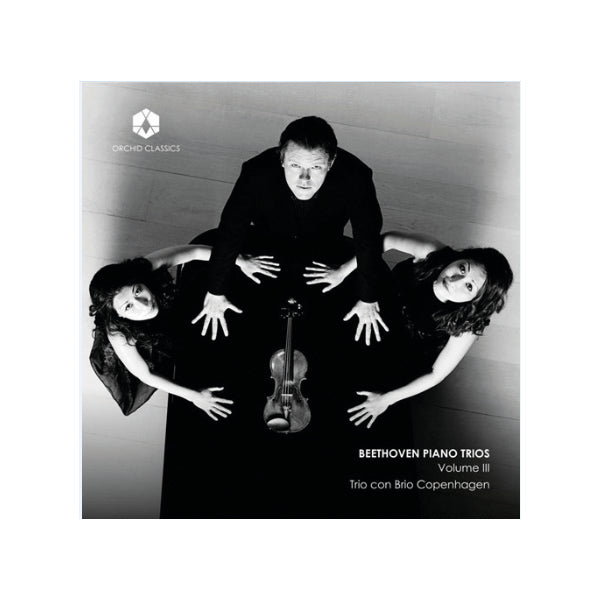 Beethoven Piano Trios Volume III