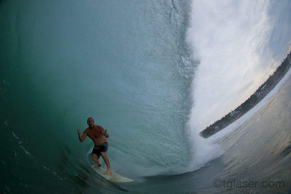 Brent Symes (Red Dog) chases his dream to paddle into the worlds biggest wave