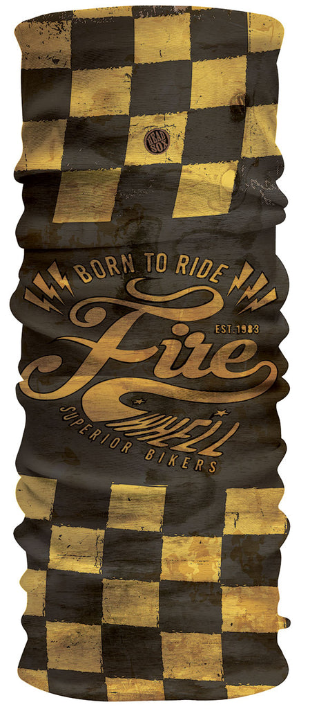 BORN TO RIDE GOLD