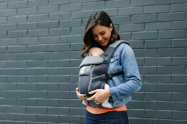 Adapt Baby Carrier: Cool Air Mesh - Classic Weave