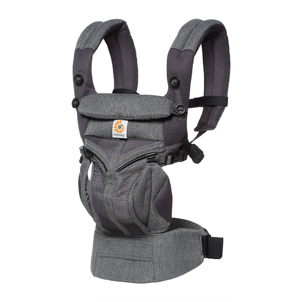 Omni 360 Baby Carrier: Cool Air Mesh - Classic Weave