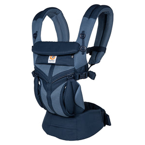 Omni 360 Cool Air Mesh Baby Carrier -  Tones of Blue