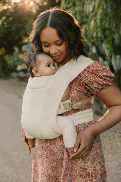 Embrace Baby Carrier - Cream