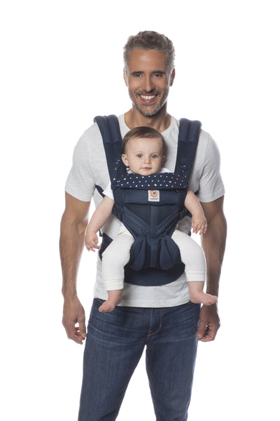 Omni 360 Baby Carrier: Cool Air Mesh -  Star Struck