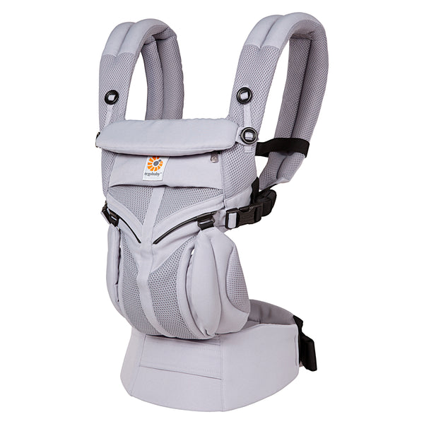 Omni 360 Cool Air Mesh Baby Carrier -  Lilac Grey