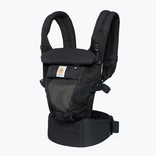 Adapt Baby Carrier: Cool Air Mesh - Onyx Black