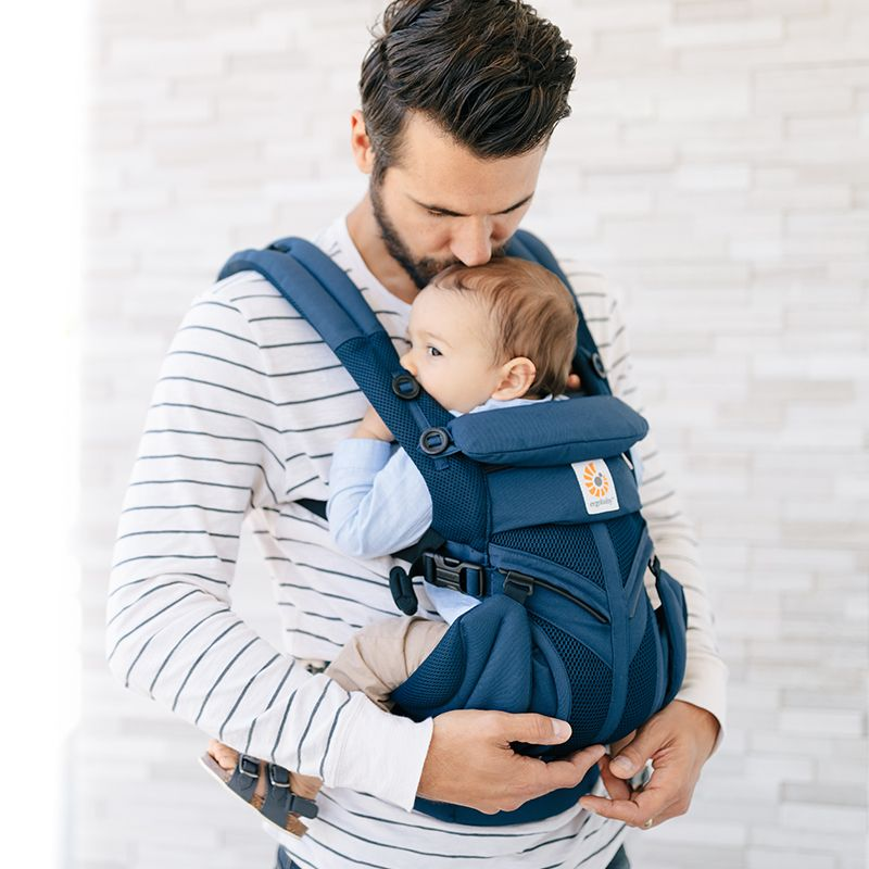 Omni 360 Baby Carrier Cool Air Mesh Midnight Blue