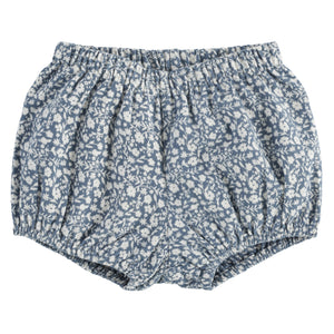 Poppy Bloomers - brushed floral cotton twill