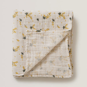 Mimosa Swaddle Blanket main