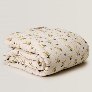 【ラスト1点】Mimosa Filled Muslin Blanket