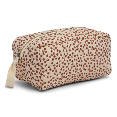 QUILTED TOILETRY BAG /BUTTERCUP ROSA