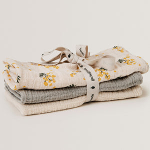 Mimosa Cloths Set