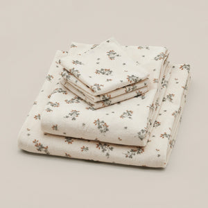 Face Towel 3 pcs Clover