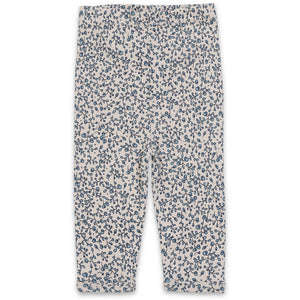 NEW BORN PANTS DEUX /BLUE BLOSSOM MIST