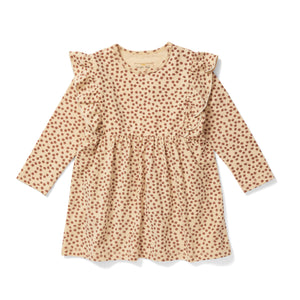 BASIC DRESS /BUTTERCUP-ROSA