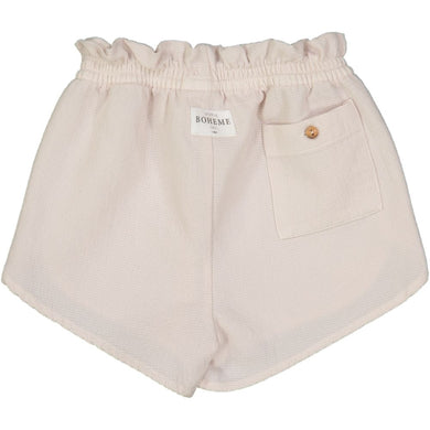 HONEYCOMB SHORTS/ ROSE COQUILLAGE