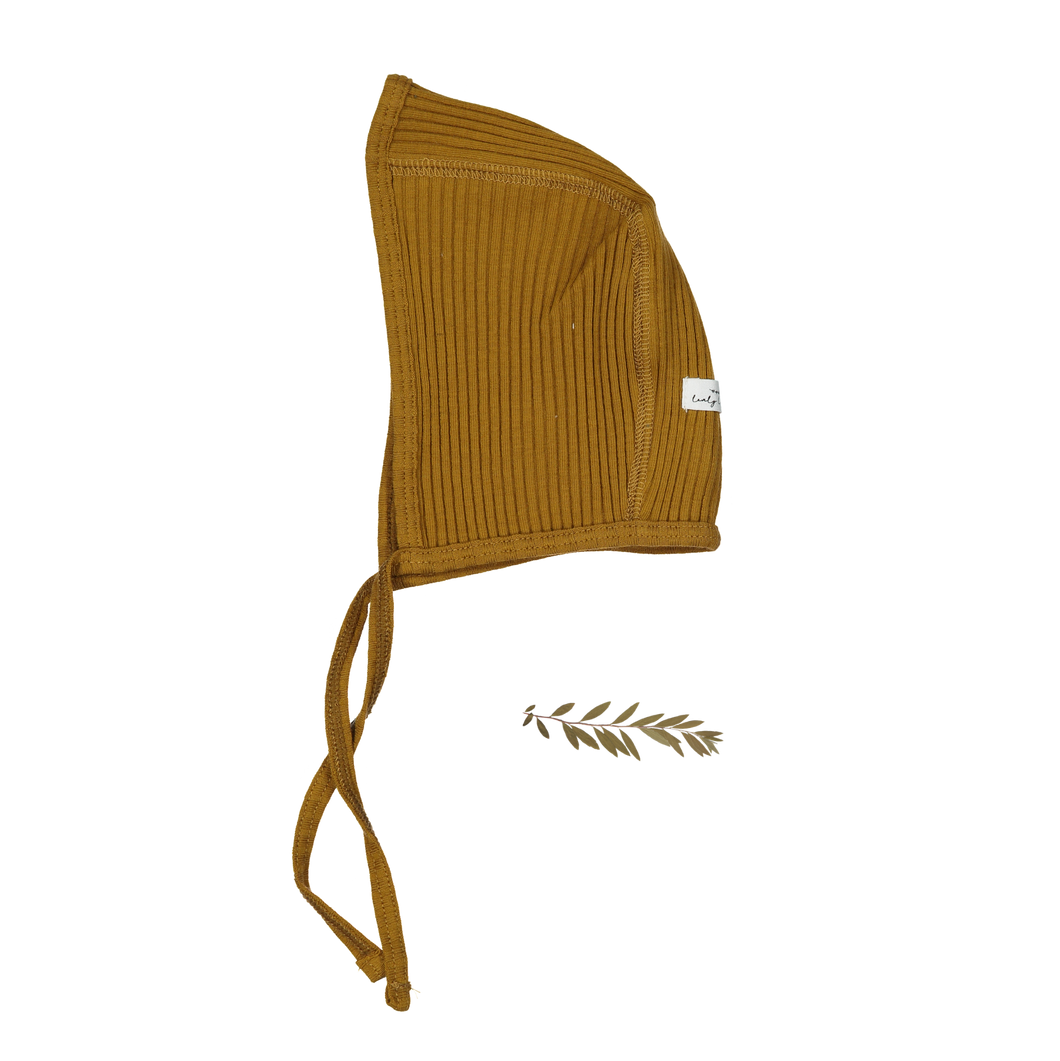 The Ribbed Bonnet /Cider