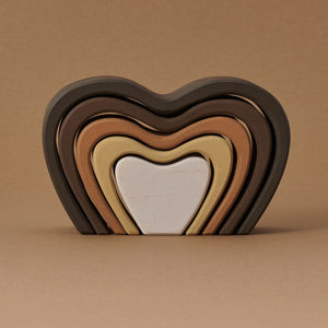Heart arch stacker