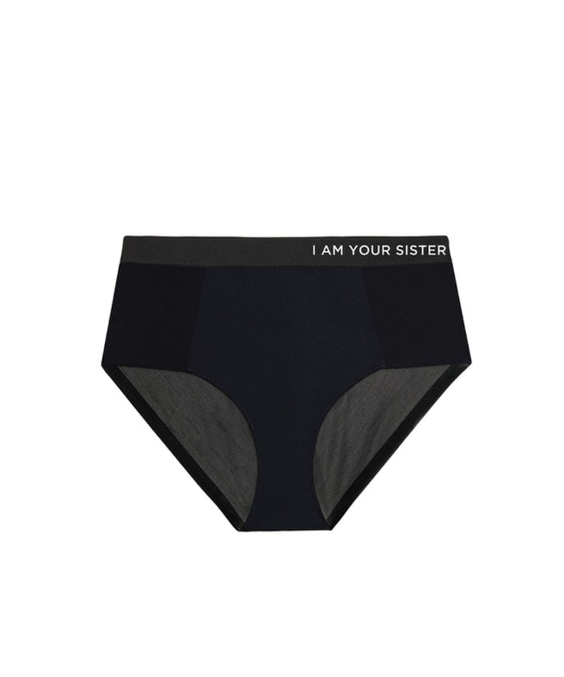 HIGHWAIST PANTIES - SISTER x UNDERSTATEMENT UNDERWEAR