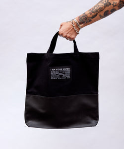 Language Tote Bag