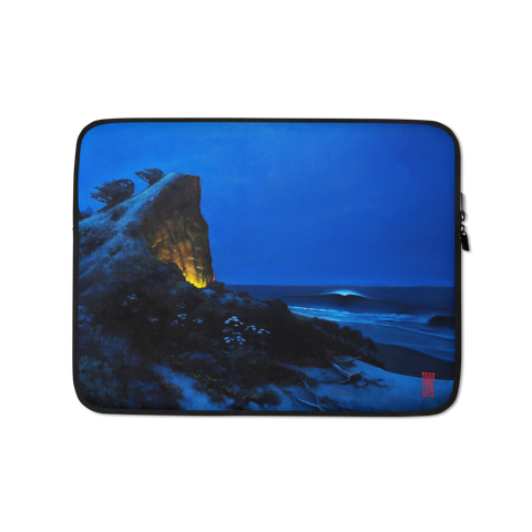 """Spring Symphony"" Laptop Sleeve  - Redeye Laboratories"