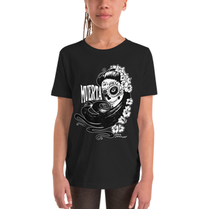 """Muerta"" Youth Short Sleeve T-Shirt  - Redeye Laboratories"
