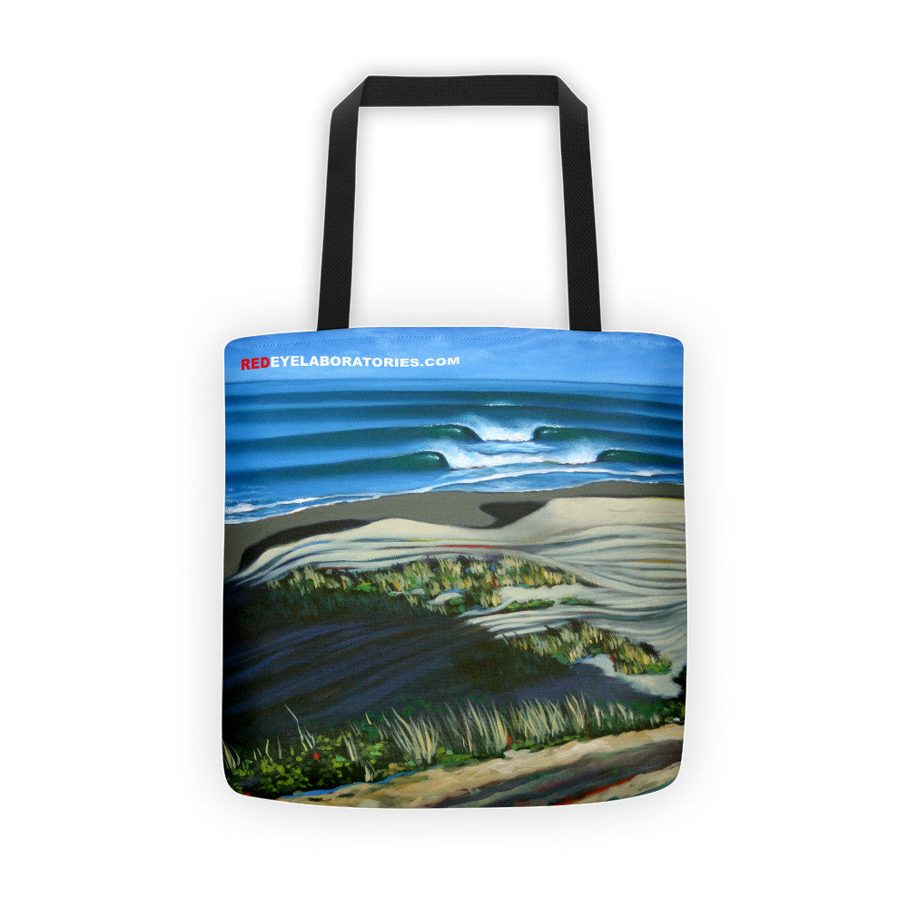 Cold East Winds Tote bag Tote bag - Redeye Laboratories