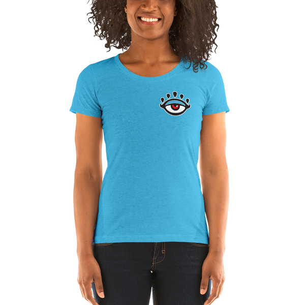 """Small Redeye"" Ladies' short sleeve t-shirt  - Redeye Laboratories"