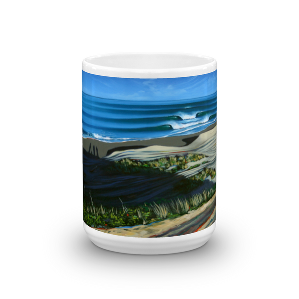 Cold East Winds Mug mug - Redeye Laboratories