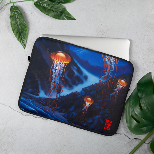 """Ascension"" Laptop Sleeve  - Redeye Laboratories"