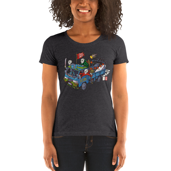 """That Moment!"" Ladies' short sleeve t-shirt  - Redeye Laboratories"
