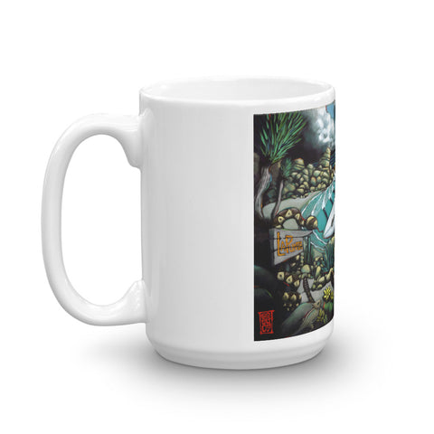 """Hurricane Assault @ La Punta"" Mug mug - Redeye Laboratories"