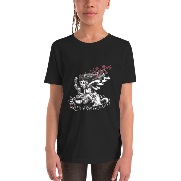 """Fairy Rings"" Youth Short Sleeve T-Shirt  - Redeye Laboratories"