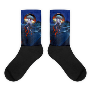 Cosmic Jelly Socks  - Redeye Laboratories