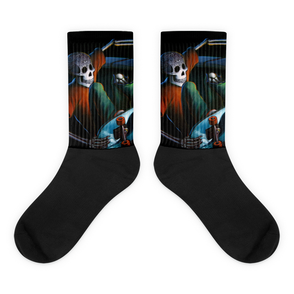 Moon Grind Socks