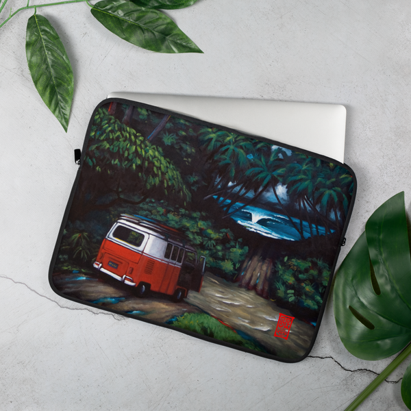 """Plan B"" Laptop Sleeve  - Redeye Laboratories"