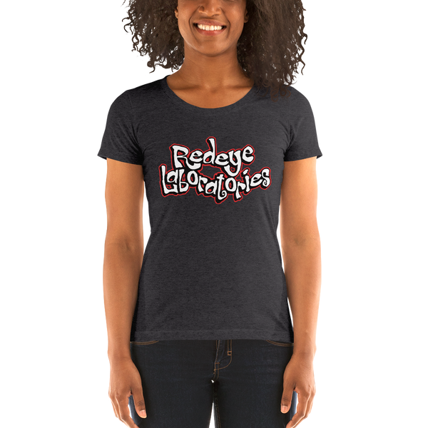 """Redeye Laboratories"" Ladies' short sleeve t-shirt  - Redeye Laboratories"