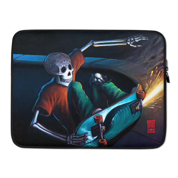 """Moon Grind"" Laptop Sleeve  - Redeye Laboratories"