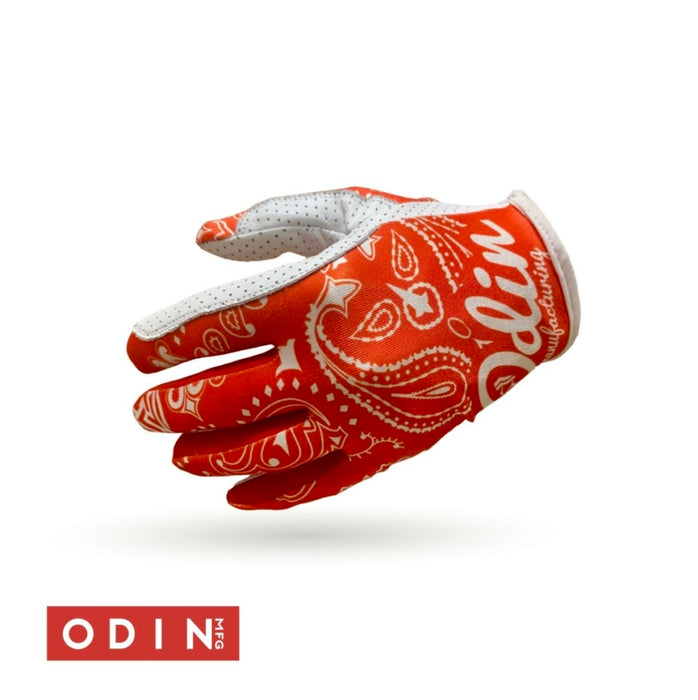 ODIN MFG PAISLEY STREET MX GLOVES