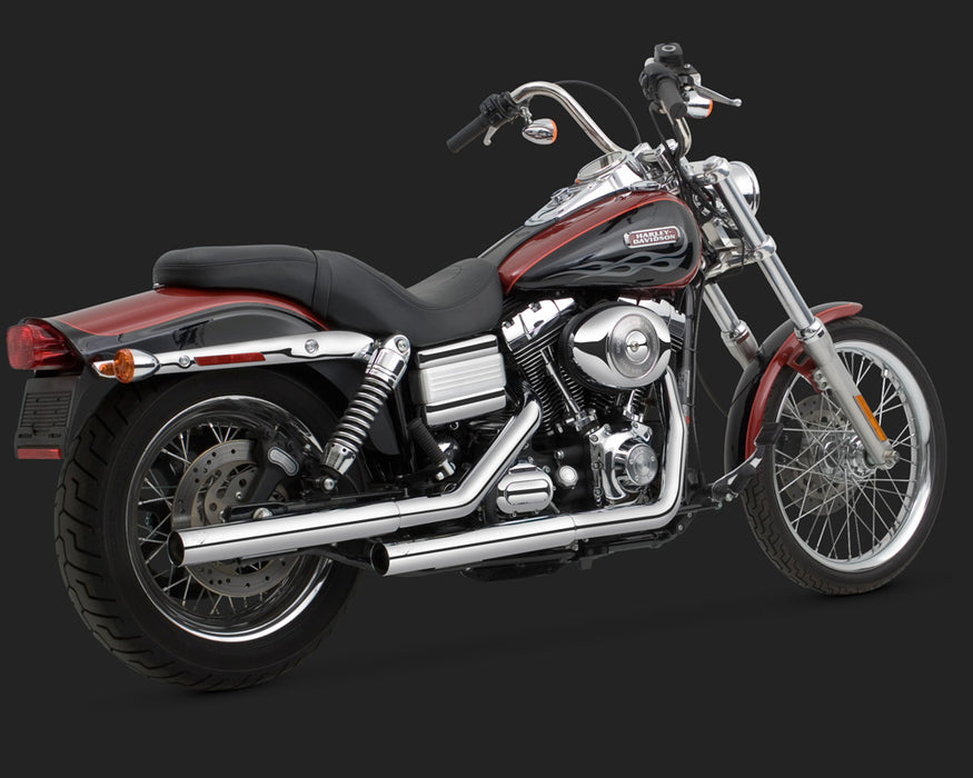 VANCE AND HINES STRAIGHTSHOTS HS SLIP-ONS