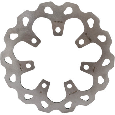 GALFER WAVE BRAKE ROTORS SEMI-FLOATING FRONT